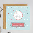 'Kisses And Cuddles' Card