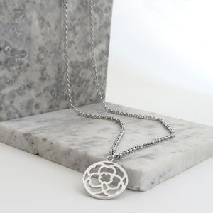 Lucky Clover Necklace - necklaces & pendants
