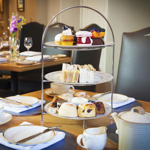Afternoon Tea For One In The Lake District