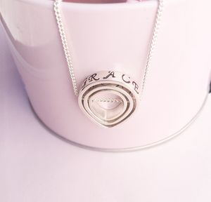 Personalised Pera Pendant