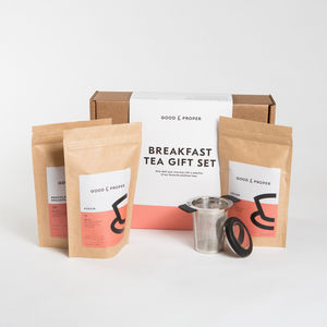 Breakfast Tea Gift Set