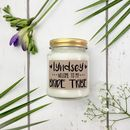 Personalised 'Bride Tribe' Soy Scented Candle