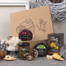 The Cheese Lover's Gift Box