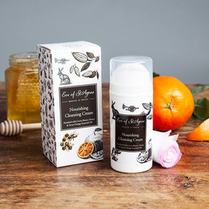 Nourishing Hot Cloth Cleanser - cleansers & toners