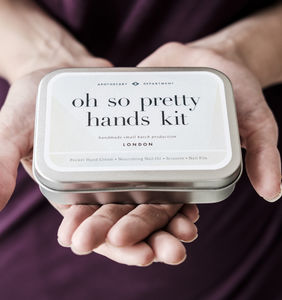 'Oh So Pretty' Manicure Kit