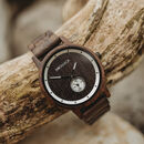Wooden Watch | Olive | Gift Set