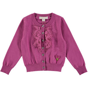Angel's Face Bib Lace Cardi