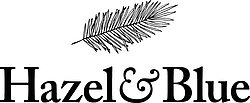 Hazel and Blue logo