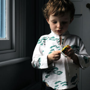 Boys Easy Shirt - summer outfits