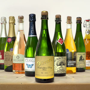 Nine Bottle Fine Cider And Perry Gift Hamper - wines, beers & spirits