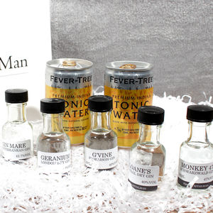 European Gin Tasting Box - new in food & drink
