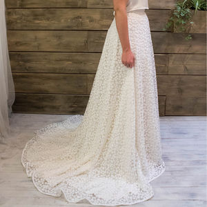 Isla Wedding Skirt - wedding dresses