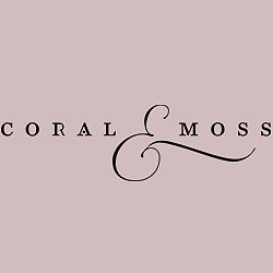 coral & moss logo
