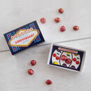 Happy Anniversary Las Vegas Ruby Pearls In A Matchbox