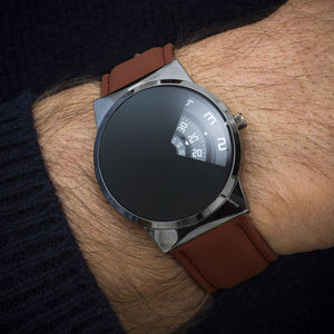 Kitt Motion Dial Watch - gifts for fathers