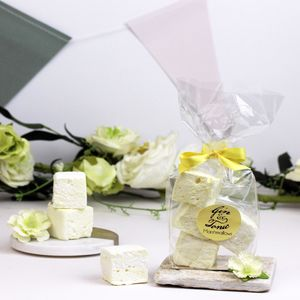 Gin And Tonic Marshmallow Wedding Favours