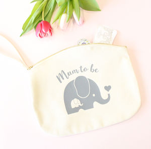 Mum To Be Cosmetic Essentials Bag
