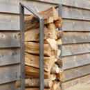 Thinman Steel Bar Log Holder