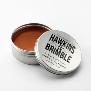 Hawkins And Brimble Hair Pomade - bath & body
