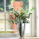 Artificial Kitchen Garden Foliage And Berry Bouquet