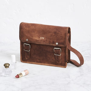 Vintage Leather Bag Mini