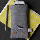 Oyster Catcher Gadget Phone Case