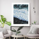 'Uluwatu Ocean Waves' Photographic Giclee Print