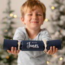 Personalised Thank You Teacher Christmas Cracker