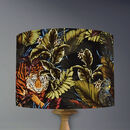 Bengal Tiger Lampshade In Amazon