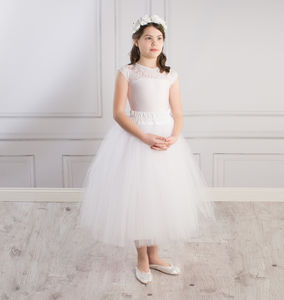 Ballerina Tutu Flower Girl Skirt - children's skirts