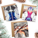 Christmas Card Pack Of Six