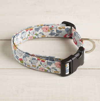 Peggy Liberty Dog Collar