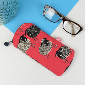 Sheep Glasses Case - glasses cases