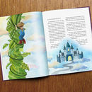 Personalised Deluxe Edition Book Of Fairy Tales