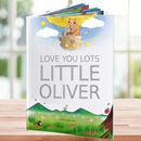Personalised 'Love You Lots' Book For Children