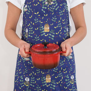 Nocturnal Animals Apron