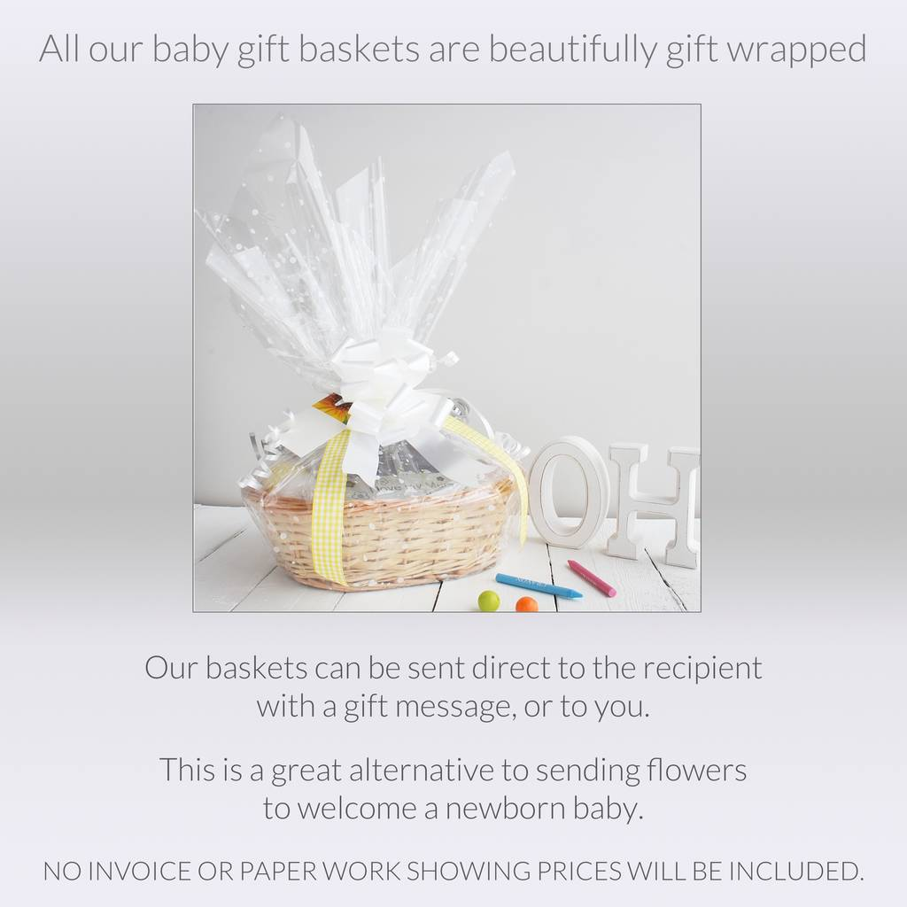 Baby Gift Sets South Africa : Giraffe baby gift basket by snuggle feet