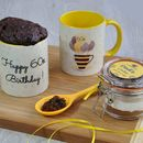 60th Birthday Chocolate Mug Cake Gift Set