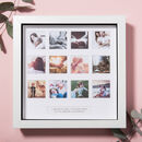 Personalised Special Occasions Photo Frame