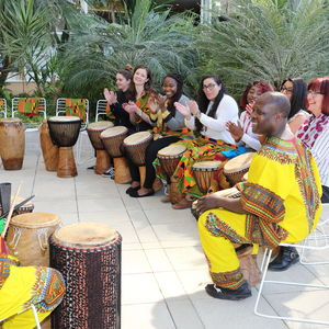 African Drumming Workshop - experiences