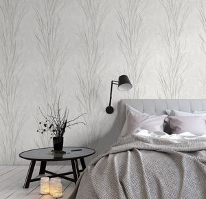 Botanical Silhouette Wallpaper By Woodchip And Magnolia - furnishings & fittings