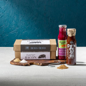 The Ultimate Bacon Sandwich Kit - hampers