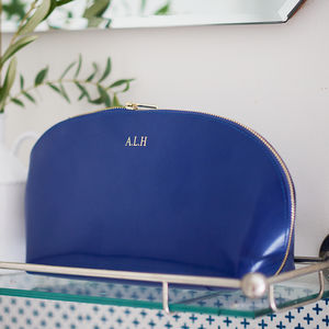 Personalised Large Make Up Bag - gifts for grandparents