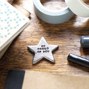 'So Proud Of You' Pocket Star Token