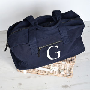 Alphabet Duffel Bag - holdalls & weekend bags