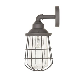 Outdoor Cage Wall Light