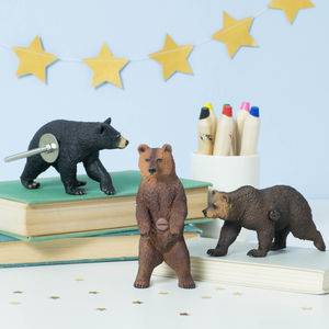 Big Bear Cupboard Knobs ~ Pair Of Bears