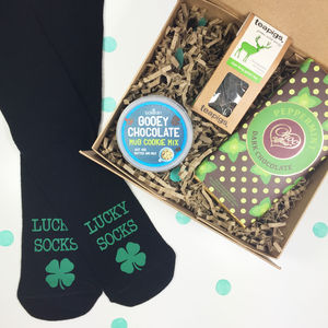 Good Luck Gift Box - food & drink sale