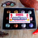 Personalised Easter Chocolate Roulette Set