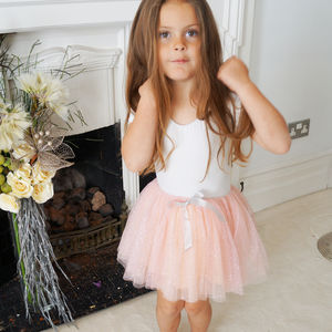 Moon Glitter Tulle Tutu - clothing